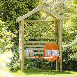 Esse Wooden Arbour By Sol 72 Outdoor