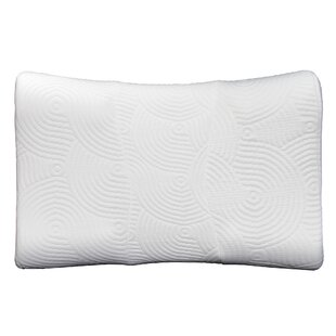 TEMPUR-Ergo™ Advanced Neck Relief Firm Foam Queen Bed Pillow by Tempur-Pedic Great Reviews
