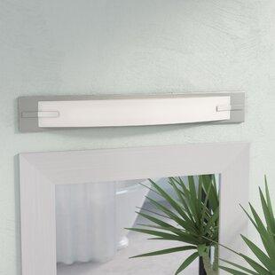 Great choice Mathews 1-Light LED Bath Bar By Latitude Run