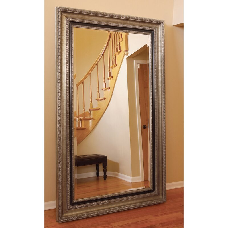 Traditional Texan Full Length Mirror