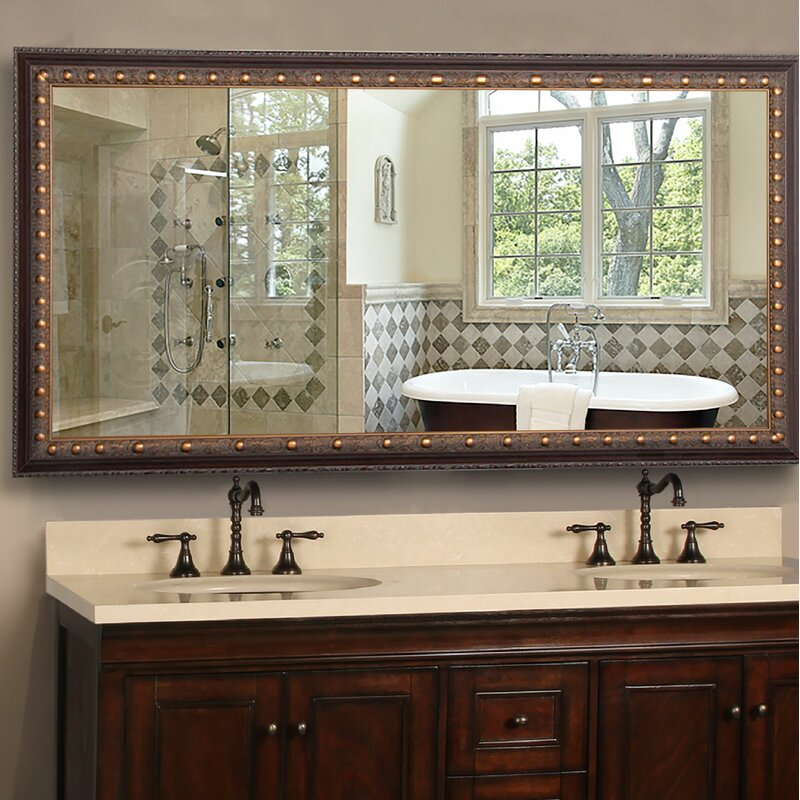 Traditional Bathroom Vanity Mirror