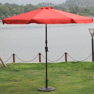 Howells 9' Beach Umbrella by Charlton Home #2