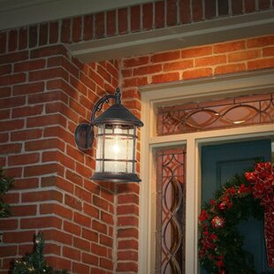Compare & Buy Bella Luce 1-Light Outdoor Wall Lantern By eTopLighting