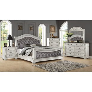 Alexandra 9 Drawer Dresser with Mirror by Fairfax Home Collections