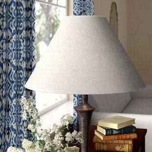 Coolie 18 Linen Empire Lamp Shade