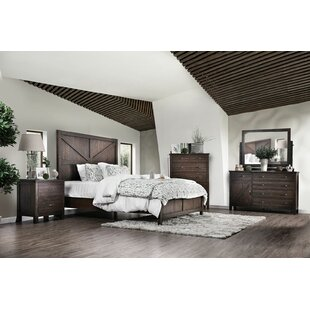 Dioguardi Panel Configurable Bedroom Set