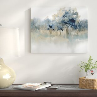 U0027Waters Edge IIu0027 Oil Painting Print On Wrapped Canvas