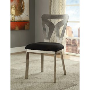 Harvell Upholstered Dining Chair (Set of 2)