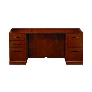Sorrento Series Executive Desk by Mayline Group No Copoun
