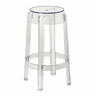 Charles Bar Stool- 29.5 H (Set of 2) Kartell