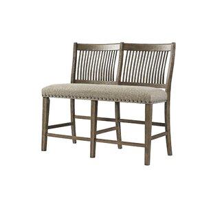 Gracie Oaks Schweitzer Upholstered Bench