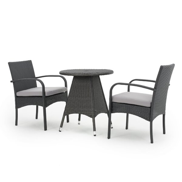 small patio bistro sets you ll love wayfair
