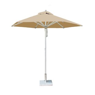 Potter 2.5m Traditional Parasol By Sol 72 Outdoor