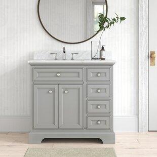 Farmhouse Rustic 36 Inches Bathroom Vanities Birch Lane