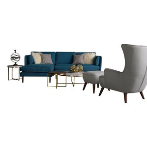 Shelburne 6 Piece Living Room Set by Corriga..