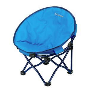 Portable Cute Saucer Folding Camping Chair with Carrying Bag