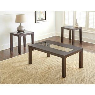 Best Deals Willowick 3 Piece Coffee Table Set By Latitude Run