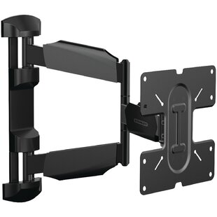 Full-Motion TV Wall Mount for 26