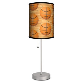 Savings Palazzolo Basketball 19 Table Lamp By Ebern Designs