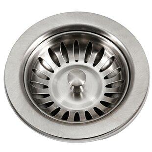 Preferra Basket Strainer For Standard Sinks. By Houzer