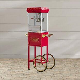 8 Oz. Snead Popcorn Popper Machine