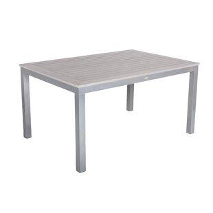 Mcveigh Aluminium Dining Table Image