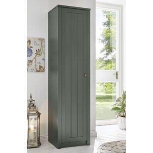 Dwyer 1 Door Wardrobe By Ebern Designs