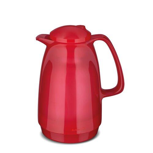 Vakuum Isolierkanne Rotpunkt Farbe: Dunkelrosa (Glänzend)| Kapazität: 1.5 L | Küche und Esszimmer > Besteck und Geschirr > Kannen und Wasserkessel | Rotpunkt
