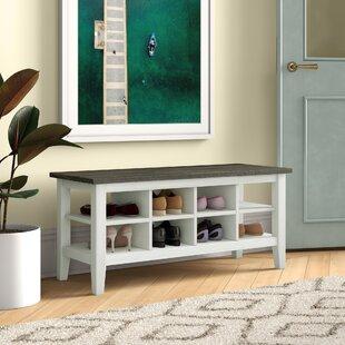 32 Inch Storage Bench | Wayfair