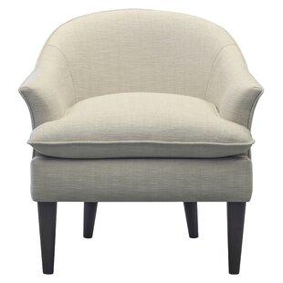 Charlton Home Haleigh Barrel chair