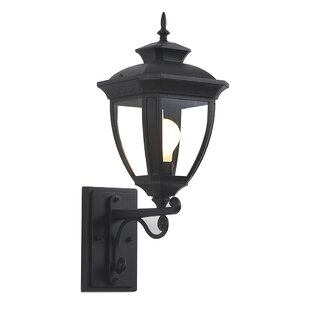 Alice LED 1-Light Outdoor Sconce
