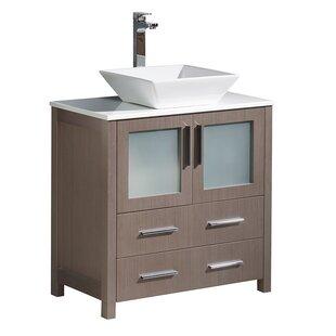 Torino 30 Single Bathroom Vanity Set ByFresca