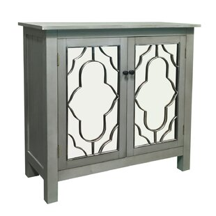 Erico 2 Door Accent Cabinet by One Allium Way