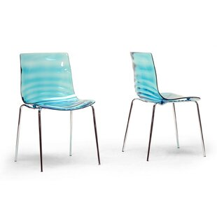 Crediton Dining Chair (Set Of 2) by Orren Ellis Today Only Sale