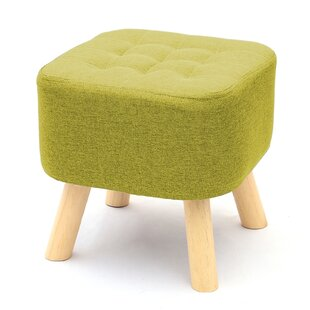 Beckwith Footstool By 17 Stories
