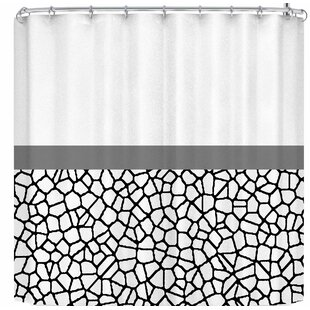 Trebam Staklo Single Shower Curtain