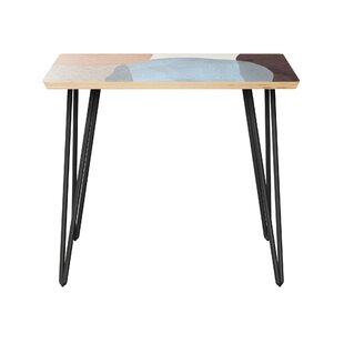 Failand End Table by Corrigan Studio