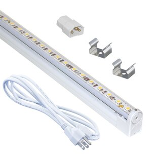 Jesco Lighting Sleek Plus LED Under Cabinet Bar Light Kit