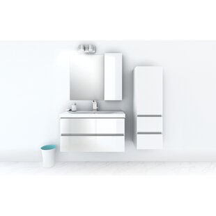 Sangallo 36 Single Bathroom Vanity Set by Cutler Kitchen & Bath