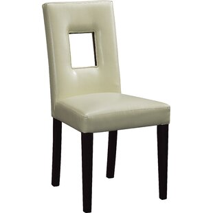 Gaudet Upholstered Parsons Chair by Orren..