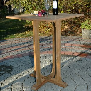 Solid Wood Bar Table by Regal Teak