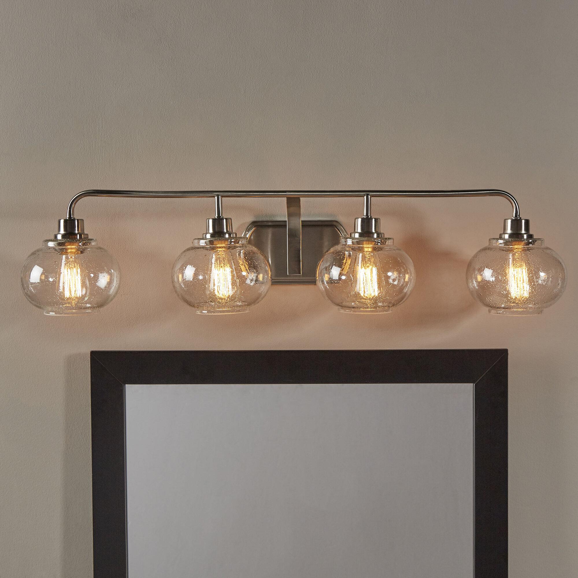Lavalle 4 Light Vanity