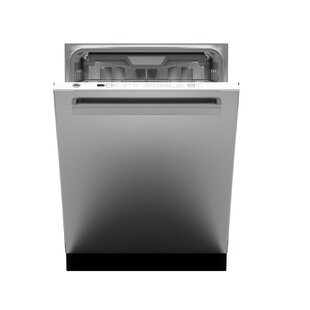 24 48 dBA Built-In Fully Integrated Dishwasher by Bertazzoni