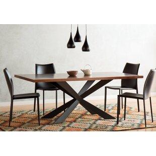 Mercury Row Dupont Wood Dining Table