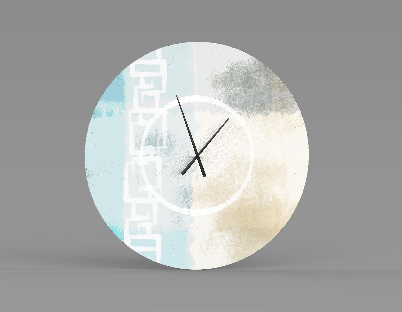 East Urban Home Tarin Wall Clock Wayfair