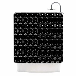 'Cats Cats Cats' Shower Curtain ByEast Urban Home
