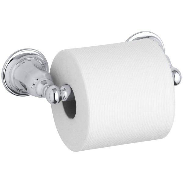 kohler kelston toilet tissue holder & reviews | wayfair