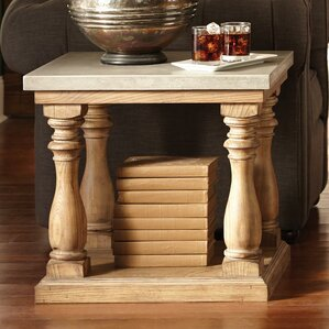Hayden End Table by One Allium Way
