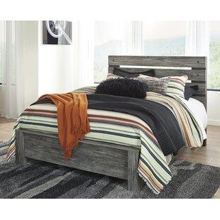 Fuller Panel Bed