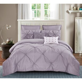 Brunella Solid Comforter Set